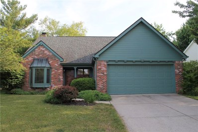 7747 Stonebranch South Drive, Indianapolis, IN 46256 - #: 21572515