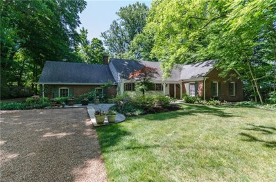 535 W 93rd Street, Indianapolis, IN 46260 - MLS#: 21572559