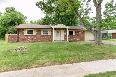10103 E Chris Drive, Indianapolis, IN 46229 - #: 21572578
