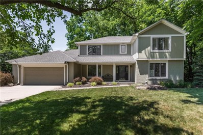 10118 Skippers Court, Indianapolis, IN 46256 - #: 21572682