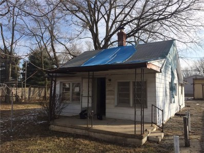 3045 S Holt Road, Indianapolis, IN 46221 - MLS#: 21572688