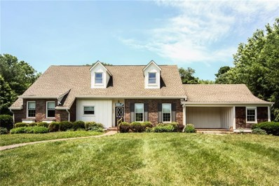 5110 Turkey Foot Road, Zionsville, IN 46077 - #: 21572699
