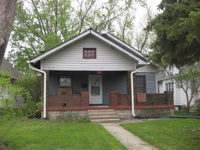 408 N Bancroft Street, Indianapolis, IN 46201 - MLS#: 21572744
