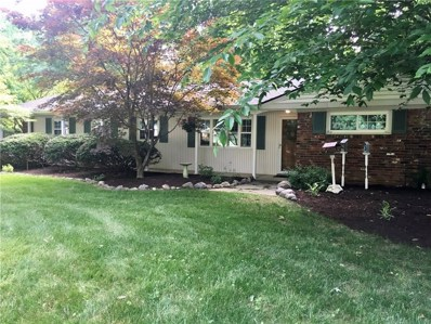 10391 Orchard Park Drive W, Indianapolis, IN 46280 - #: 21572751