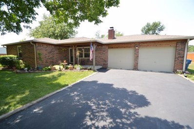 3552 Fisher Road, Indianapolis, IN 46239 - MLS#: 21572770