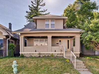 806 N Gray Street, Indianapolis, IN 46201 - #: 21572784