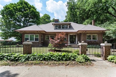 3220 E Fall Creek Parkway North Drive, Indianapolis, IN 46205 - #: 21572861