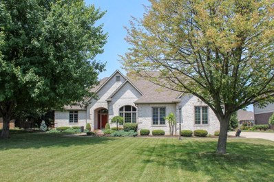 7672 Fieldstone Court, Greenfield, IN 46140 - #: 21572934