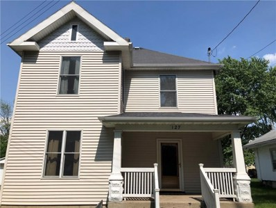 127 N Glick Street, Mulberry, IN 46058 - MLS#: 21572953