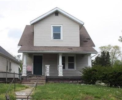 1560 E Naomi Street, Indianapolis, IN 46203 - MLS#: 21573016