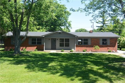 4402 Cardinal Drive, Indianapolis, IN 46237 - #: 21573023