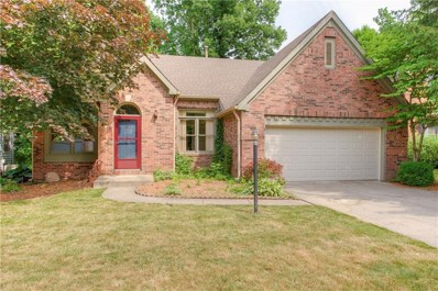 5508 Spicebush Drive, Indianapolis, IN 46254 - MLS#: 21573025