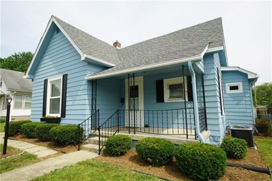 278 Herriott Street, Franklin, IN 46131 - MLS#: 21573043