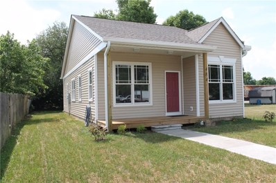484 N Mulberry Street, Martinsville, IN 46151 - MLS#: 21573068