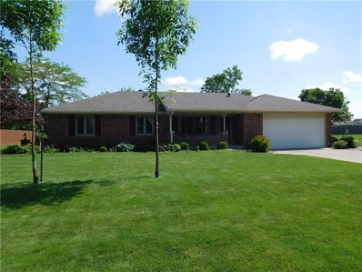 705 Green Meadow Drive, Greenwood, IN 46143 - #: 21573117
