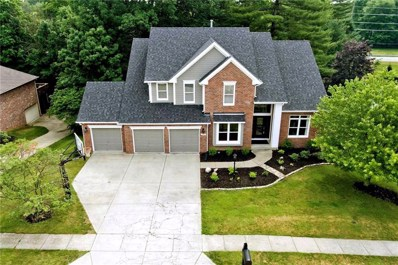 9756 Fortune Drive, Fishers, IN 46037 - #: 21573157