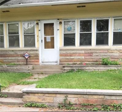 412 N Tibbs Avenue UNIT 0, Indianapolis, IN 46222 - #: 21573161