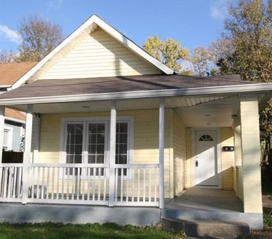 1925 N Bellefontaine Street, Indianapolis, IN 46202 - #: 21573162