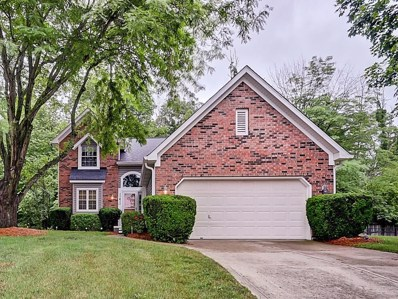 11411 Geist Bluff Circle, Indianapolis, IN 46236 - MLS#: 21573207