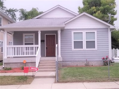 2062 Bellefontaine Street, Indianapolis, IN 46202 - MLS#: 21573263