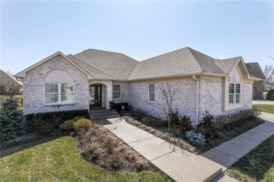 2857 N Bloomsbury Drive, Greenwood, IN 46143 - MLS#: 21573326
