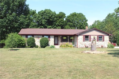 13292 N Northwood Drive, Camby, IN 46113 - #: 21573334