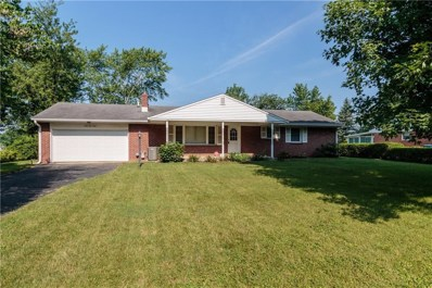 6160 Winnpeny Lane, Indianapolis, IN 46220 - #: 21573347