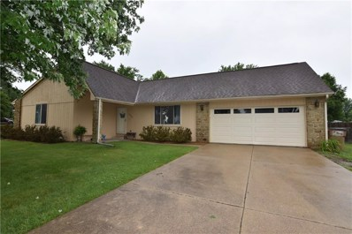 1340 Brookside Drive S, Columbus, IN 47201 - #: 21573356