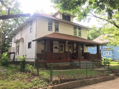 37 Parkview Avenue, Indianapolis, IN 46201 - MLS#: 21573443
