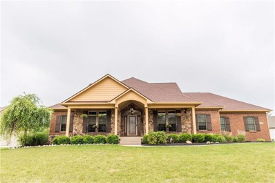 5925 Hickory Woods Drive, Plainfield, IN 46168 - MLS#: 21573475