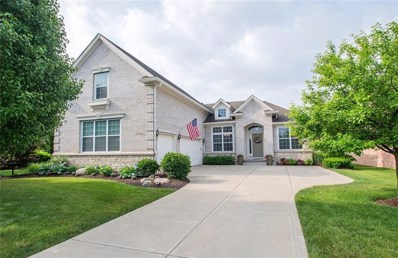 15561 Mission Hills Drive, Carmel, IN 46033 - #: 21573510