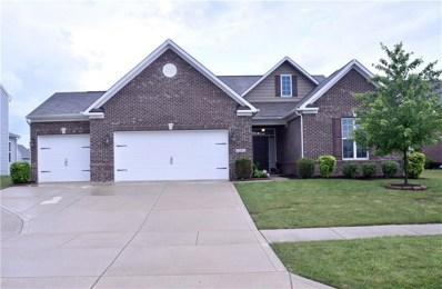 1344 Padana Drive, Greenwood, IN 46143 - MLS#: 21573523