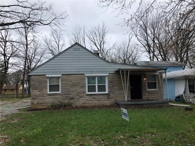 3688 N Sadlier Drive, Indianapolis, IN 46226 - #: 21573611