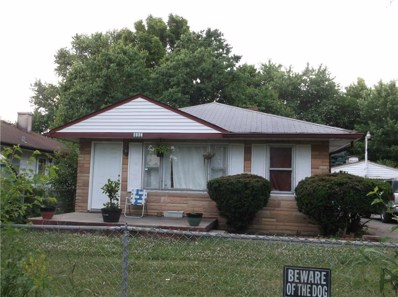 2634 E Bradbury Avenue, Indianapolis, IN 46203 - #: 21573618