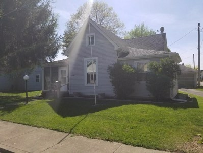 1358 Short Columbia Street, Frankfort, IN 46041 - MLS#: 21573648