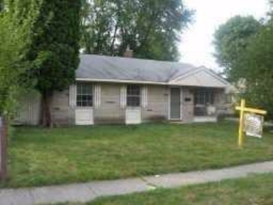 9901 Maurine Drive, Indianapolis, IN 46235 - #: 21573686