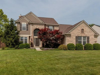 11834 Gray Eagle Drive, Fishers, IN 46037 - #: 21573700