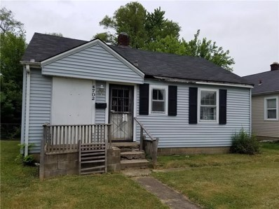 4702 Young Avenue, Indianapolis, IN 46201 - #: 21573812