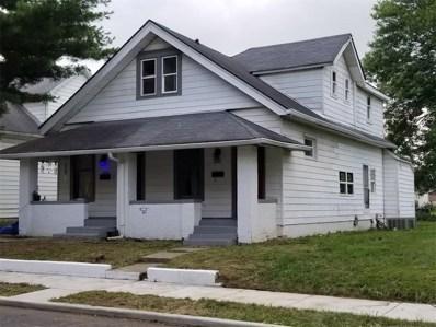 1242 S Reisner Street, Indianapolis, IN 46221 - MLS#: 21573839