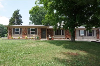5864 Old Morgantown Road, Martinsville, IN 46151 - MLS#: 21573871