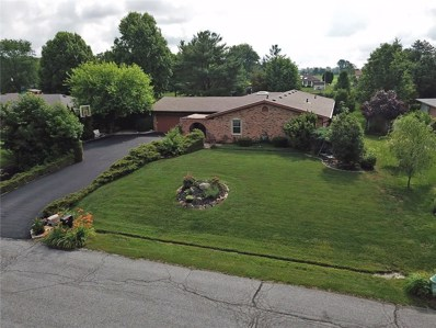 415 Woodland East Drive, Greenfield, IN 46140 - #: 21573890