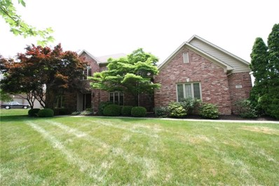 3869 Bent Tree Lane, Greenwood, IN 46143 - MLS#: 21574022