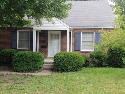 1408 E 7th Street, Anderson, IN 46012 - MLS#: 21574063