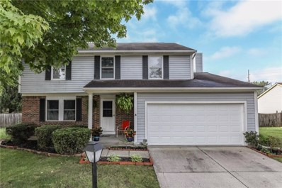 8268 Castle Ridge Lane, Indianapolis, IN 46256 - #: 21574071