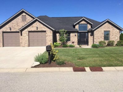 725 S Mossberg Court, Greensburg, IN 47240 - #: 21574093