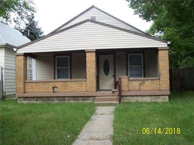 2403 N Oxford Street, Indianapolis, IN 46218 - #: 21574123