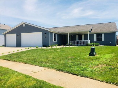 1667 Anthony Drive, Columbus, IN 47201 - MLS#: 21574232