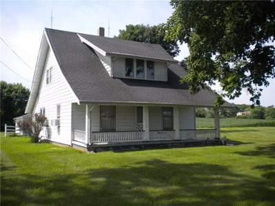 1527 W 50 S, Crawfordsville, IN 47933 - #: 21574240