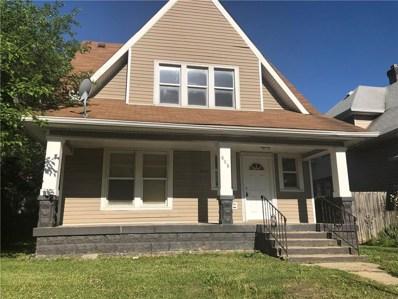 808 N Rural Street, Indianapolis, IN 46201 - #: 21574274
