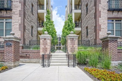 450 E Ohio Street UNIT 113, Indianapolis, IN 46204 - MLS#: 21574305